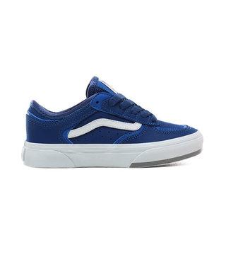 Vans Kids 66/99/19 Rowley Classic Shoes - Blue/Grey