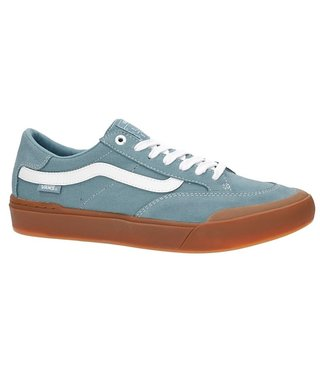Vans Berle Pro Men's Skate Shoes - Gum/Smoke Blue