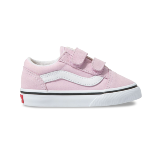 Vans Toddler Old Skool V Shoes - Lilac Snow