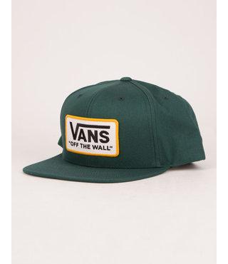 Vans Whitford Snapback Hat - Trekking Green