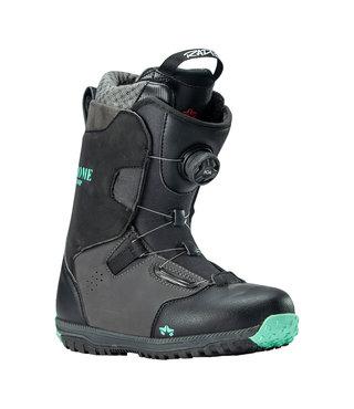 Rome Women's Stomp Snowboard Boots - Black Mint