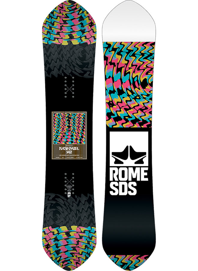 Rome Kashmir Snowboard - Medicine Hat-The Boarding House