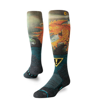 Stance Lizard Lou Merino Wool Snow Socks