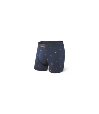 Saxx Vibe Boxer Brief - Blue Trail Markers