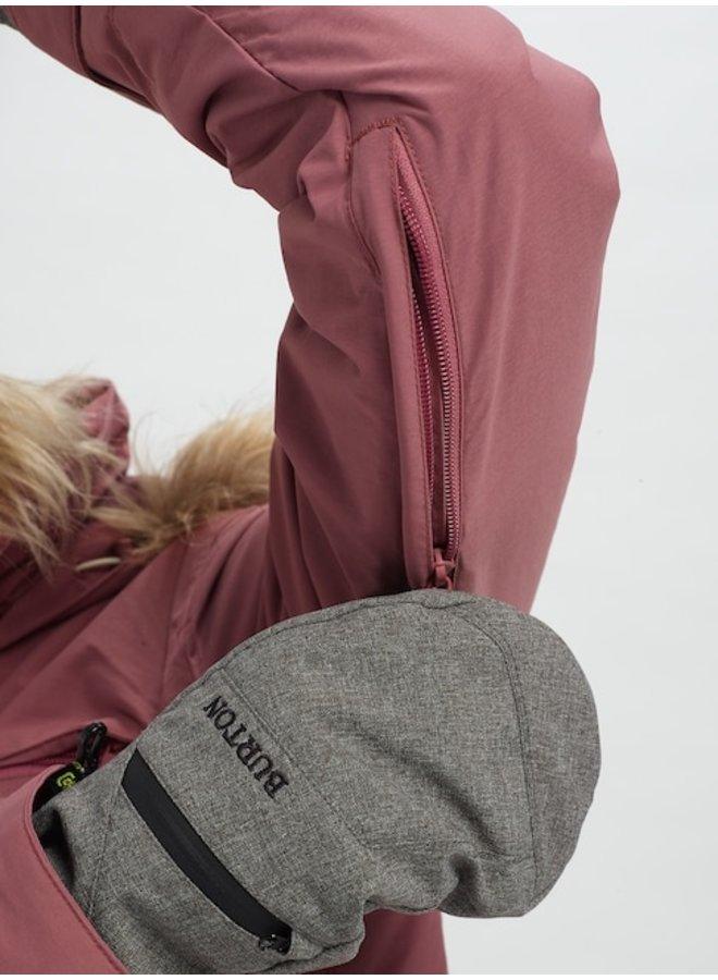 Women's Burton Lelah Jacket - Rose Brown