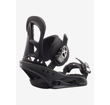 Women's Burton Stiletto Re:Flex Snowboard Binding - Black