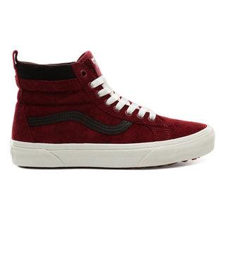 Vans Sk8-Hi MTE Shoes - Biking Red/Choc