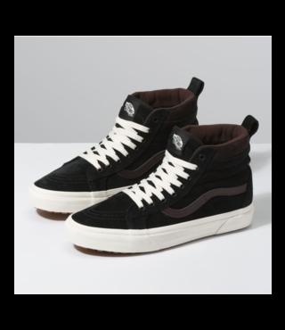 Vans Sk8-Hi MTE Shoes - Black/Chocolate
