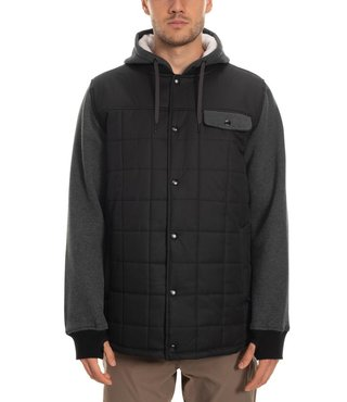 686 Men's Bedwin Insulated Jacket - Black
