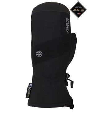 686 Men's Gore-Tex Linear Mitten - Black