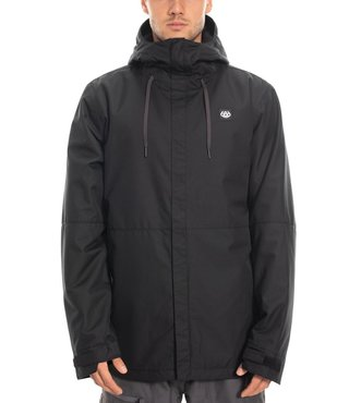 686 Men's Foundation Insulated Jacket - Black