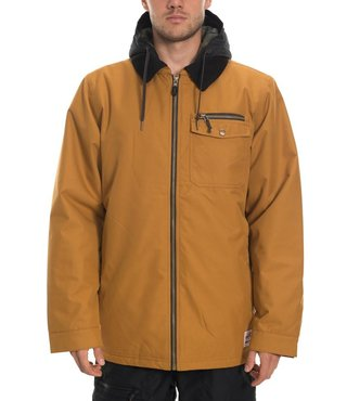 686 Men's Garage Insulated Jacket - Golden Brown
