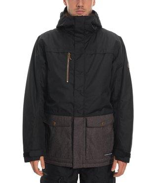 686 Men's Anthem Insulated Jacket - Black Clrblk
