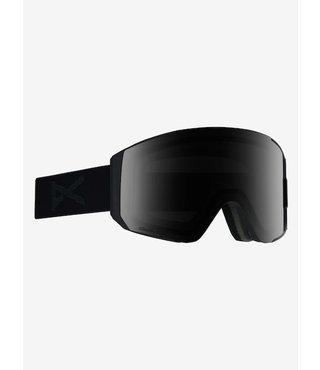 Men's Anon Sync Snapback Goggle Smoke w/ Sonar Smoke Lens + Spare