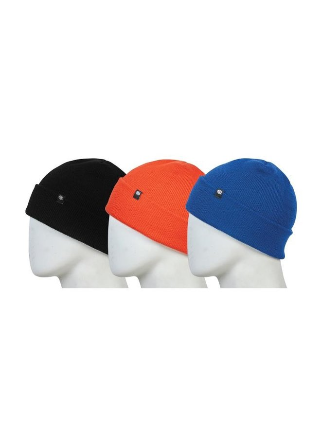 686 Standard Roll Up Beanie 3-Pack - Bright Pack