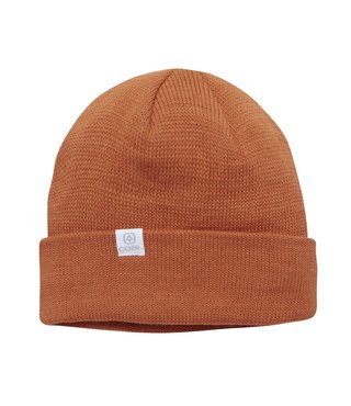 The FLT Classic Knit Beanie - Burnt Orange