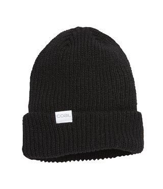 The Stanley Soft Knit Cuff Beanie - Black