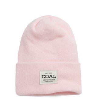 The Uniform Knit Cuff Beanie - Pink