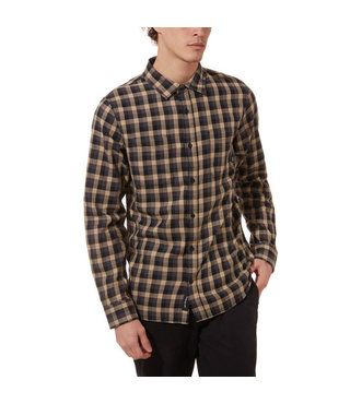 Vans Alameda II Button Up Shirt - Khaki
