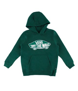 Vans Kids OTW Pullover Fleece - Trekking Green