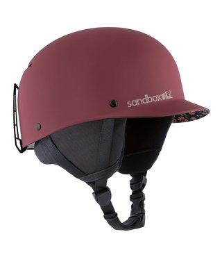 Classic 2.0 Snow Helmet - Sangria (Matte)
