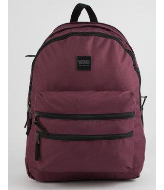 Vans Schoolin It Backpack - Prune