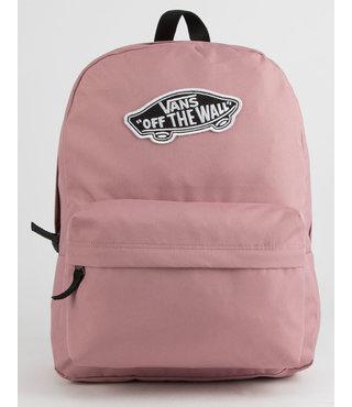 Vans Realm Solid Backpack - Nostalgia Rose
