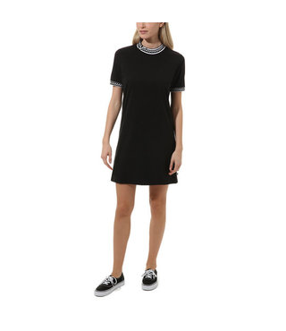 Vans Hi Roller V Dress - Black