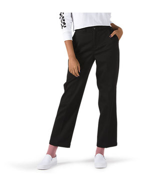 Vans Women's Authentic Chino Pants - Black