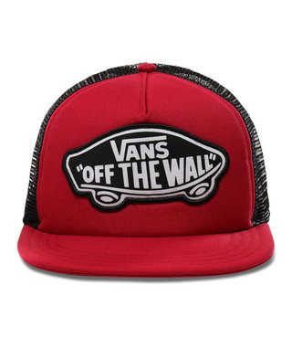Vans Beach Girl Trucker Hat - Cerise