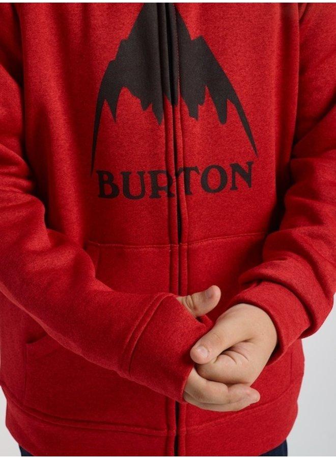 Burton Boys Oak Full Zip