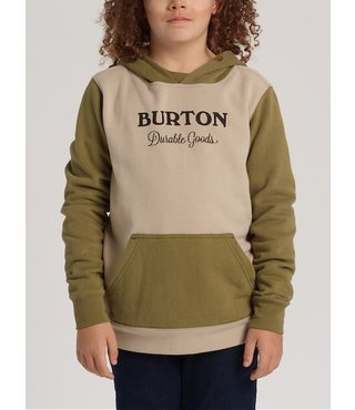 Kids' Durable Goods Pullover - Martini Olive