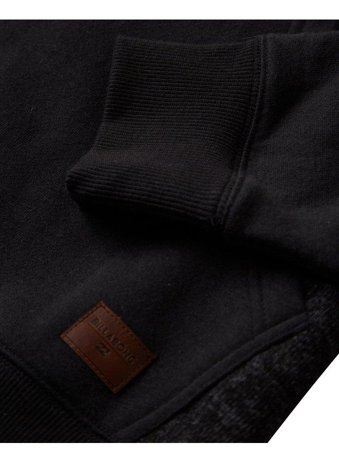 Billabong Balance Pullover Hoodie - Black