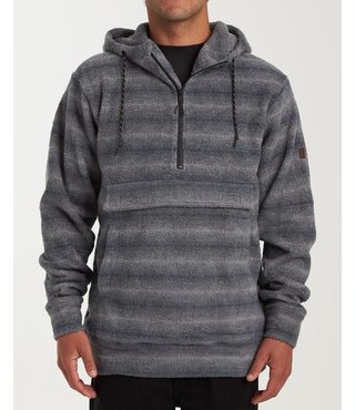 Billabong Boundary Pullover Hoodie - Navy