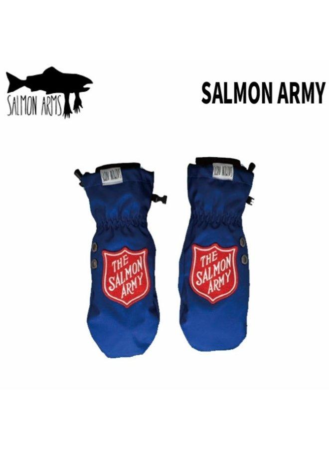 Salmon Arms Classic Mitt - Salmon Army
