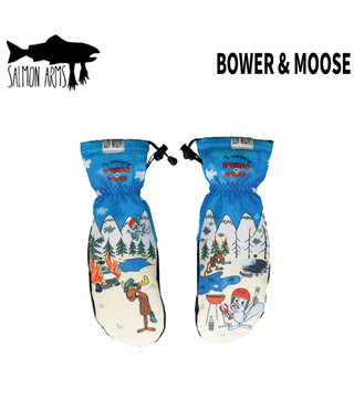 Salmon Arms Team Mitt - Bowler & Moose