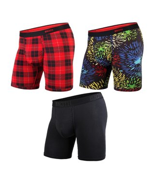 BN3TH Classic Boxer Brief Holiday 3 Pack