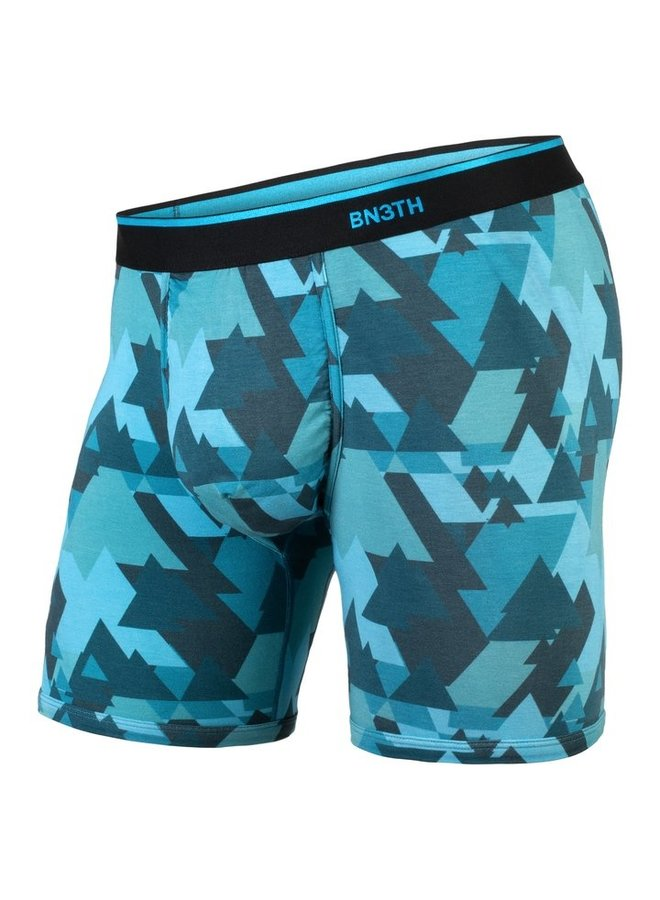 BN3TH Classic Boxer Brief - Geotrees Teal