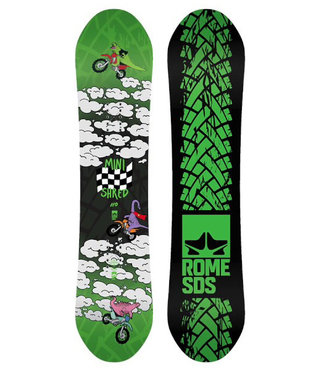 Rome Minishred Kid's Snowboard