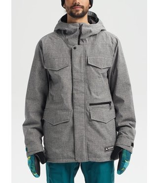 Men's Burton Covert Jacket - Bog Hthr