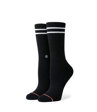 Stance Vitality Crew Socks - Black