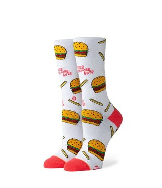 Stance Fries B4 Guys Crew Socks