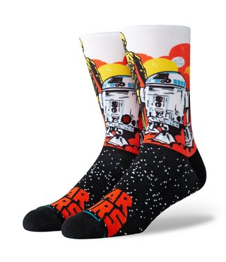 Stance Star Wars Droids Crew Socks