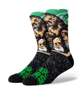 Stance Star Wars Chewbacca Crew Socks