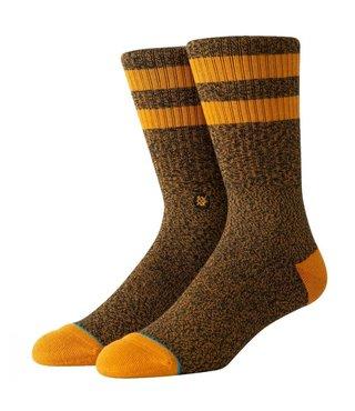 Stance Joven Crew Socks - Dark Khaki
