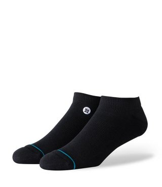 Stance Icon Low M Socks - Blk/Wht