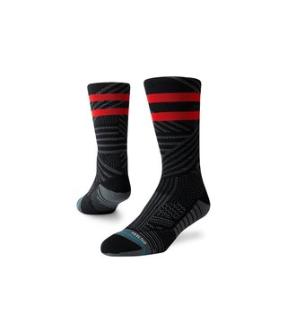 Stance Uncommon Training Crew Socks - Black