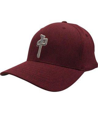 RDS Hydro Cool Max Flexfit Hat - Mrn/Grey