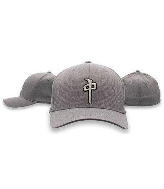 RDS Hydro Cool Max Flexfit Hat - Grey