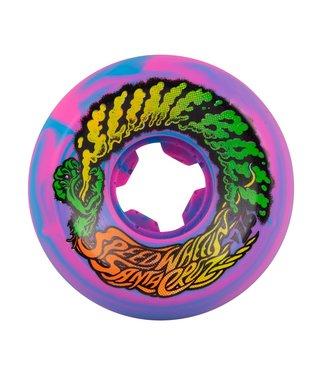 Slime Balls Vomit Mini 97a Blue/Pink 56mm Wheels